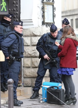 France Attacks Paris grand mosque