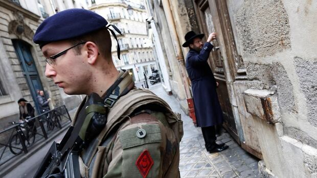 In the wake of the hostage-taking crises in Paris, which included the attack on the kosher market that left four Jews dead, France has deployed 10,000 troops to protect sensitive sites — including Jewish schools, synagogues and neighbourhoods.