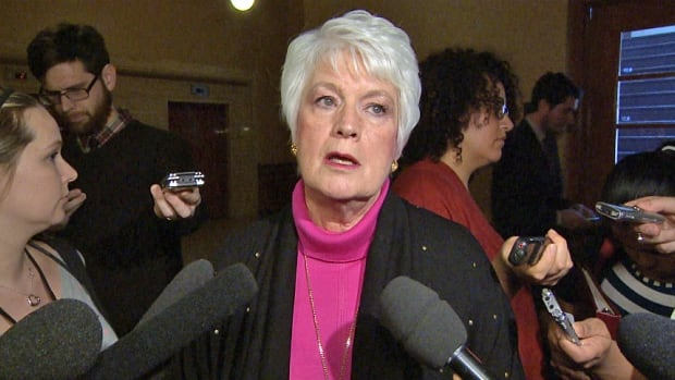 Education Minister Liz Sandals says she's 'quite taken aback' by some criticism over Ontario's proposed changes to the sex ed curriculum.