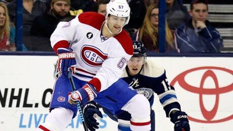 Canadiens' Pacioretty Scores 2 In Win Over Columbus