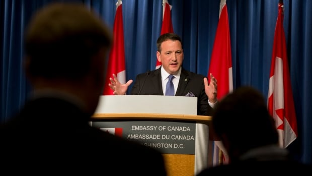 Natural Resources Minister Greg Rickford, who has been in Washington, D.C. this week to meet with Obama administration officials and proponents of the Keystone XL pipeline, is optimistic the pipeline will be approved.