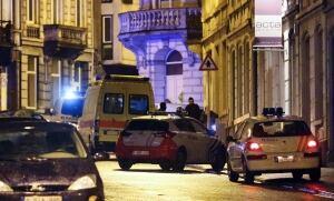 Belgium terrorism raids