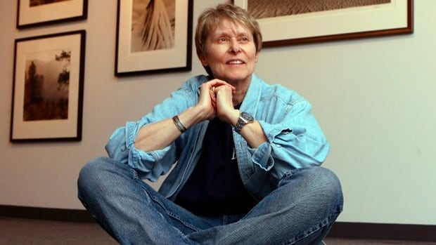 Roberta Bondar will be speaking at the Telus World of Science in Edmonton on Wednesday.