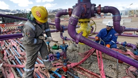 Fracking hydraulic fracturing CP