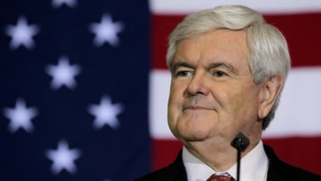 Newt Gingrich on how the GOP can take back the White House - Home | The Current with Anna Maria Tremonti | CBC Radio - newt-gingrich-feature