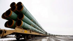 keystone xl pipes feature