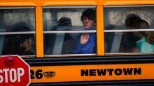 newtown school bus feature