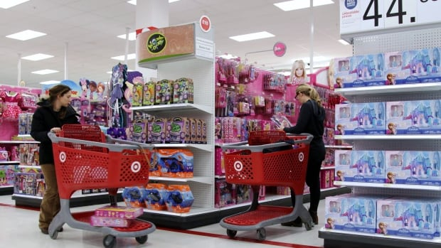 Canadians still yearning to buy from Target can go online and have items shipped to your home. But so far the prices miss the mark.