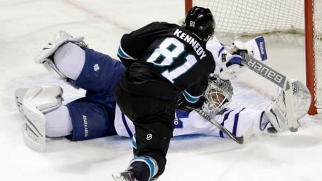 Leafs Go 0-for-California, Sunk By Sharks