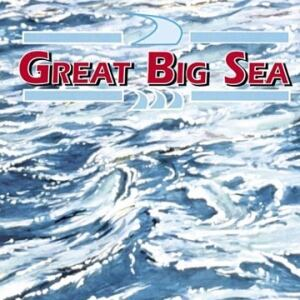 Great Big Sea first album