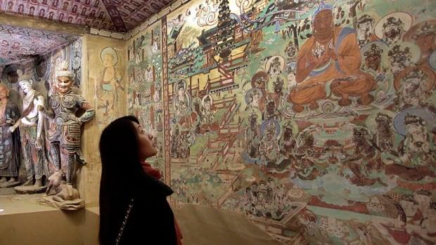 Buddhist Cave Treasures Exhibition