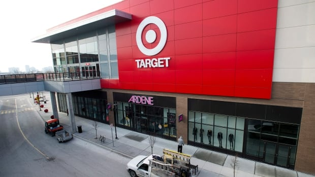 The exterior of a Target store is shown in Toronto on Thursday. Target's Canadian landlords must now find new tenants for the retailer's 133 stores across the country.