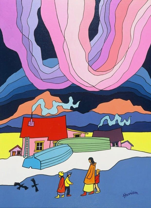ART Ted Harrison