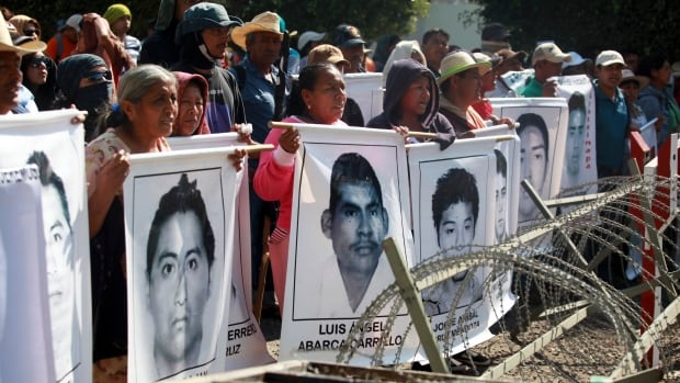 """Felipe Rodriguez, a hitman with the Guerreros Unidos gang and believed to be the """"material author"""" of the killings of 43 students that went missing in September, say police."""