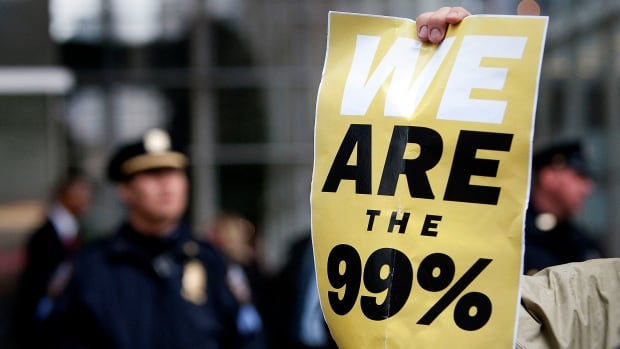 The so-called 1% have become the focus of increasing opposition in recent years, as the world's ultra-rich have seen their share of global wealth increase at a much faster pace than everyone else.