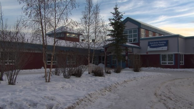 École Émilie-Tremblay in Whitehorse, Yukon's only francophone school, is at the centre of a Supreme Court case that will be heard Wednesday.