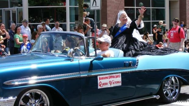 Nanaimo's Empire Days has taken place since 1837