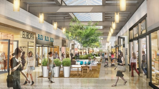 The proposed shopping outlet will have 415,000 square feet of retail space, and will carry up to 100 brands.