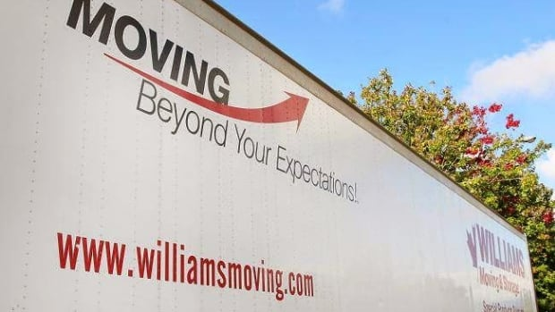 Williams Moving and Storage has announced it is filing for bankruptcy, after 86 years in business.