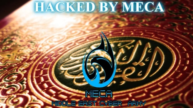The Terrasse-Vaudreuil website was hacked by a group claiming to be the Middle East Cyber Army.
