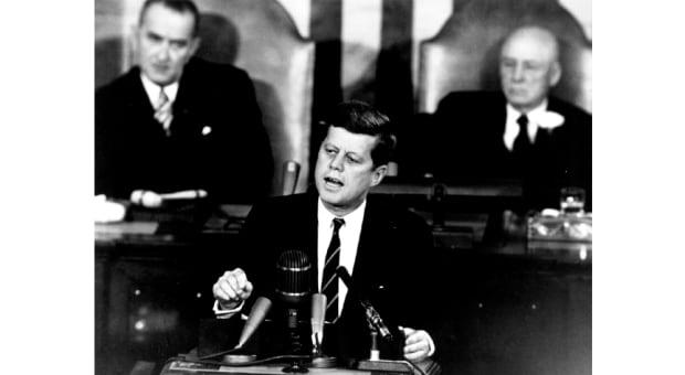 JFK 1961