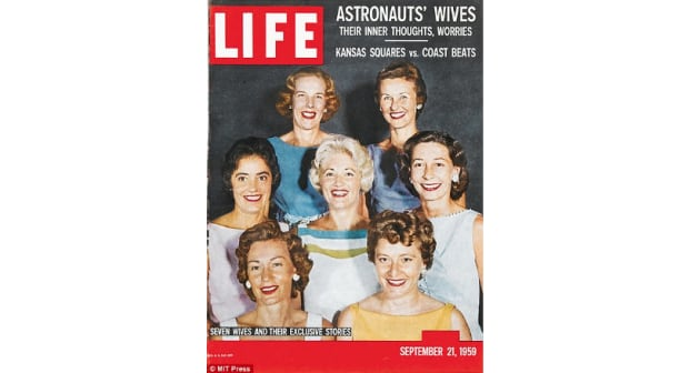 LIFE Astronaut's Wives