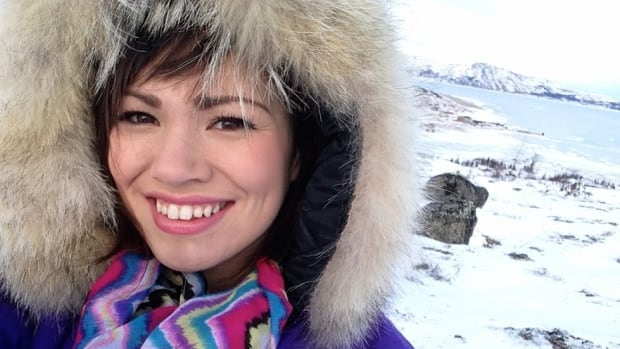 Caitlyn Baikie is already going down in history. The 22-year-old Inuk undergrad was on the Arctic expedition that located one of the Franklin ships last summer.