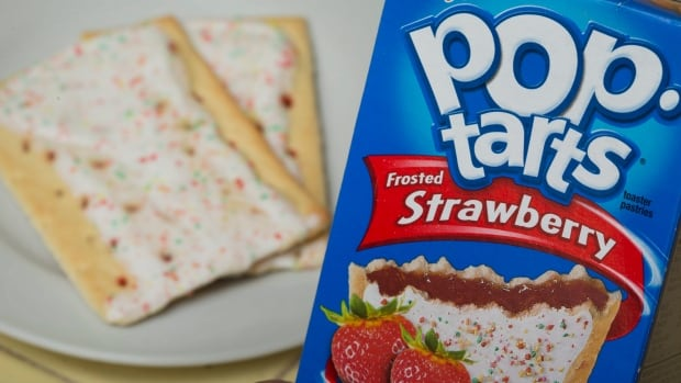 A seven-year-old boy from Baltimore was suspended from school in 2013 after nibbling a toaster pastry into the shape of a gun. So-called Pop-Tart gun laws have been proposed as a result, preserving the right of schoolchildren to nibble freely.