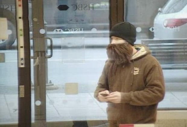 white rock bank robber