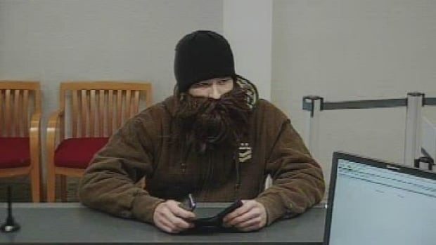 Police are hoping to identify a man who robbed a branch of the HSBC Bank in White Rock on Jan. 21.
