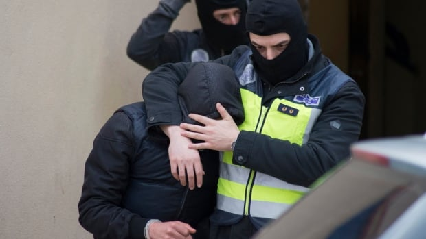 Spanish and Moroccan police have been doing covert operations in the Spanish North African enclaves of Ceuta and Melilla.