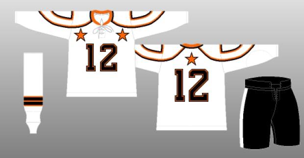 NHL All-Star jersey 1960