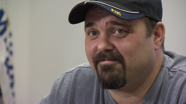 Jason Penney is the union local president for former workers at Wabush Mines in Labrador West. He will work his last day on Friday.