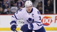Dion Phaneuf out week-to-week with upper-body injury