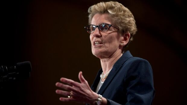 Ontario Premier Kathleen Wynne said last week that the province's elementary school teachers could see their pay docked  if a new labour deal isn't in place and work-to-rule action continues.