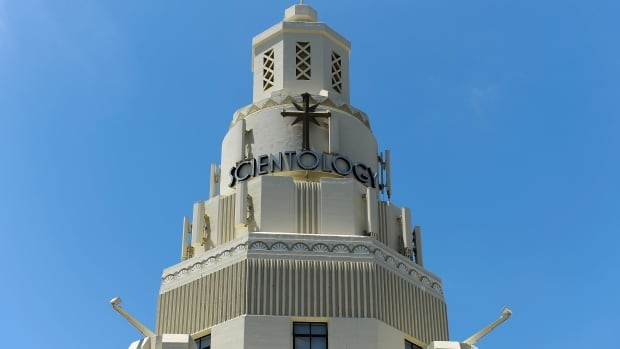 The Church of Scientology community centre in South Los Angeles. Scientologists are not happy about the new film Going Clear: Scientology and the Prison of Belief.