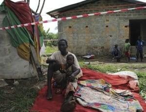 Ebola Liberia James Flomo