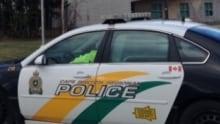 Cape Breton Regional Police car