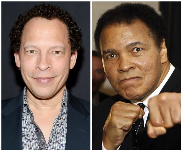 Lawrence Hill and Muhammad Ali