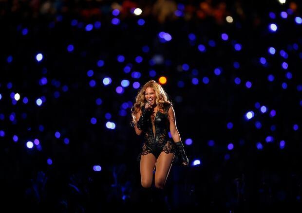 NFL-SUPERBOWL Beyonce halftime show Feb 2013