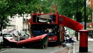 London bombings 2005