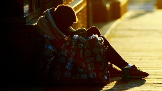 Homelessness is prevalent across many pars of B.C., not just Vancouver.
