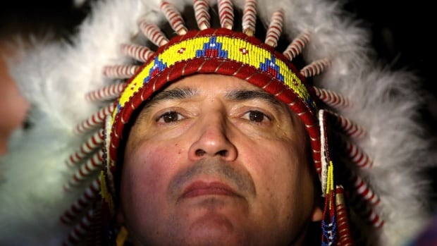 Perry Bellegarde was elected to head the Assembly of First Nations in December after his predecessor, Shawn Atleo, resigned in May over allegations that he was too close to the Harper government.