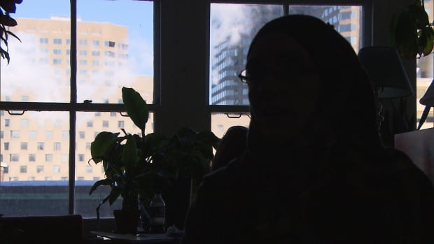 Aisha Forsythe, whose face CBC agreed to conceal, says she may file a human rights complaint after being allegedly harrassed at a government office for wearing a hijab.