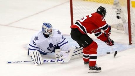 Maple Leafs Devils Hockey