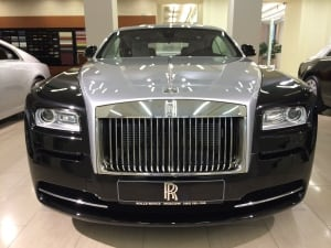 Rolls Royce Moscow