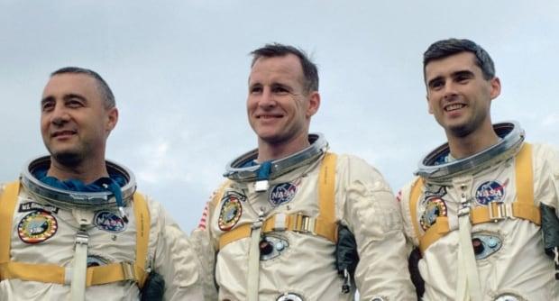 The Apollo 1 Crew