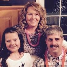 Jennifer Patey family