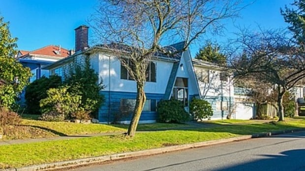 This house on East 60th in East Vancouver, which is listed at $899,000, had 31 offers according to the real estate agent.