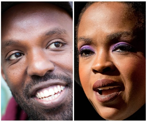 Shad and Lauryn Hill